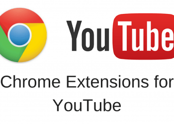Youtube extensions for chrome