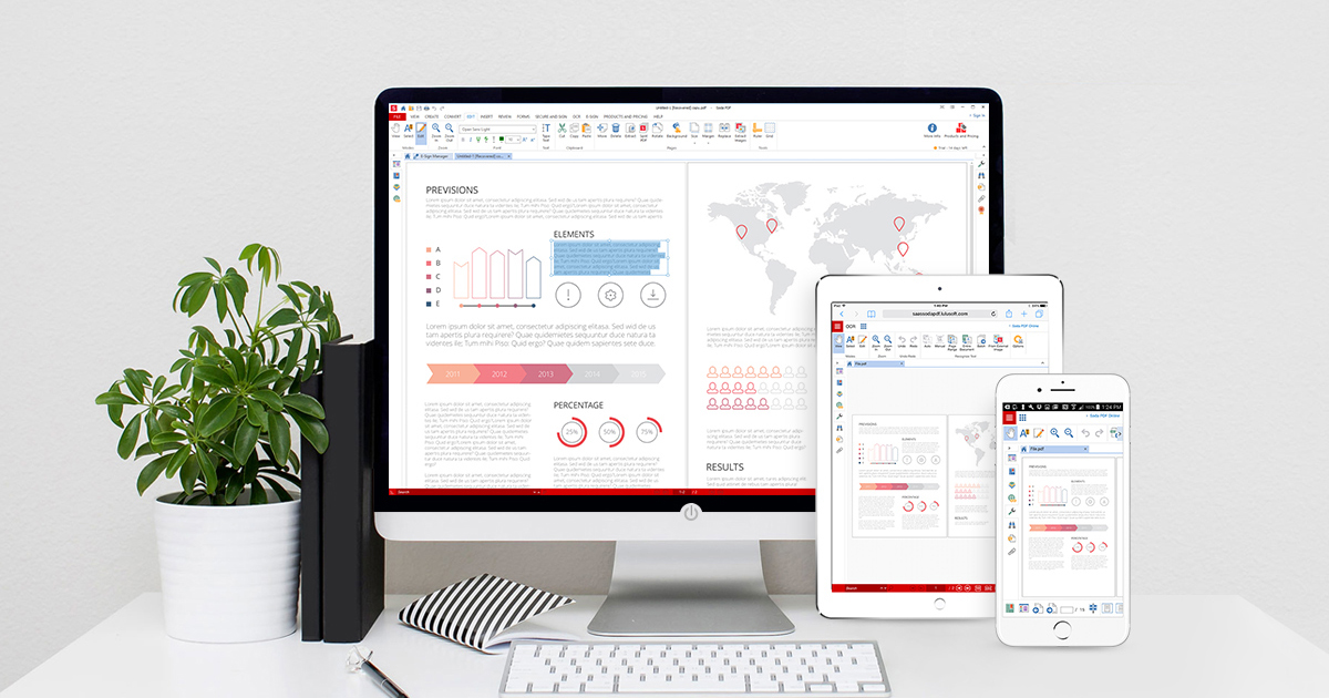 Best 5 PDF Editors For Mac in 2019 (Free and Paid Versions)