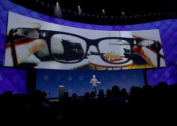 Facebook AR devices