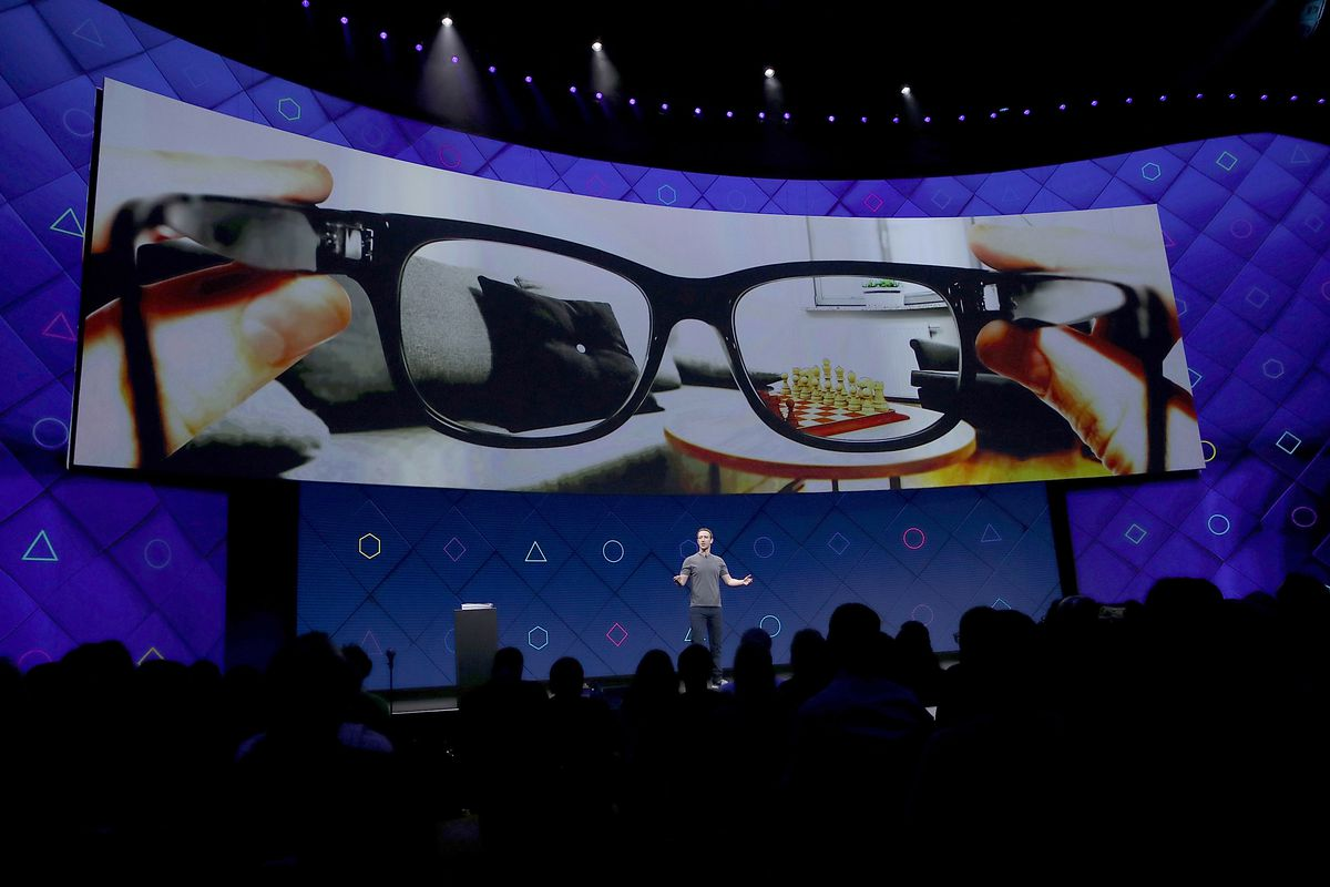 Facebook AR devices