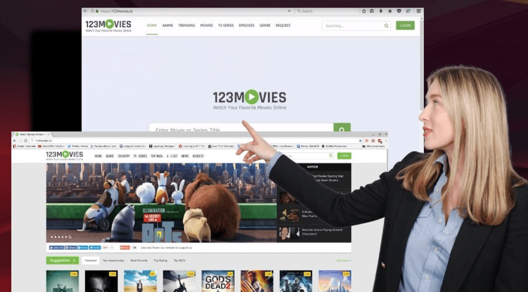 Online Movie Streaming Made Easier With 123Movies