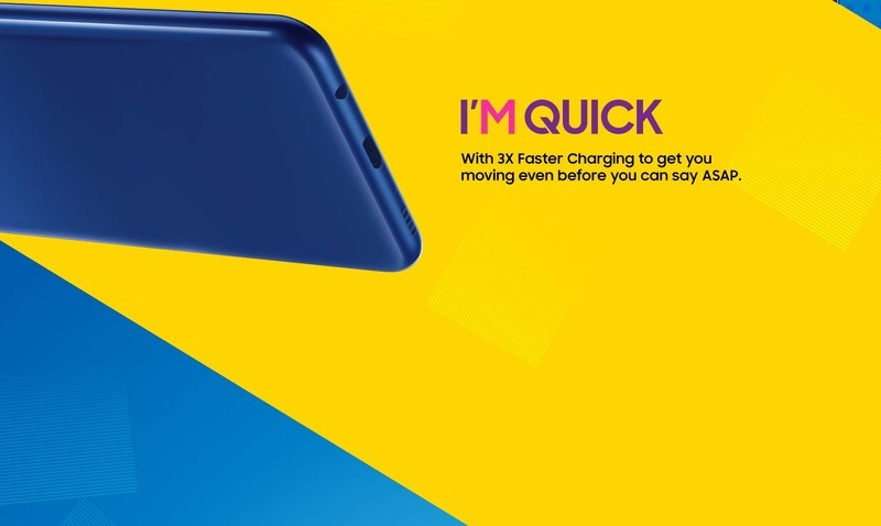 Galaxy M will support Quick Charging