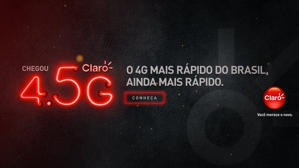 4.5G by Claro
