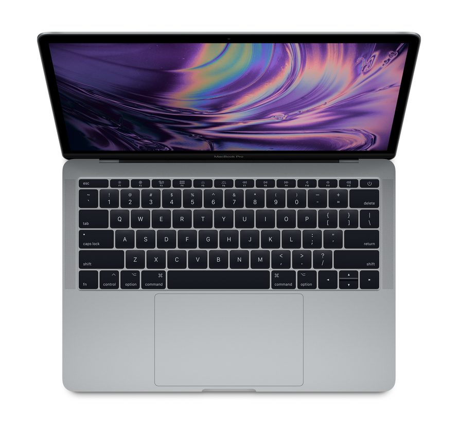 MacBook Pro without the TouchBar