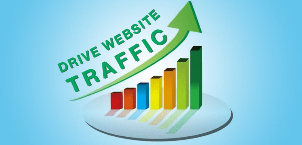 It can drive traffic to your website
