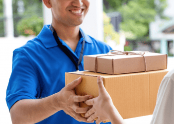 The proper way of handling late parcel delivery or missing goods