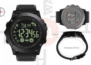 new tactical smartwatch