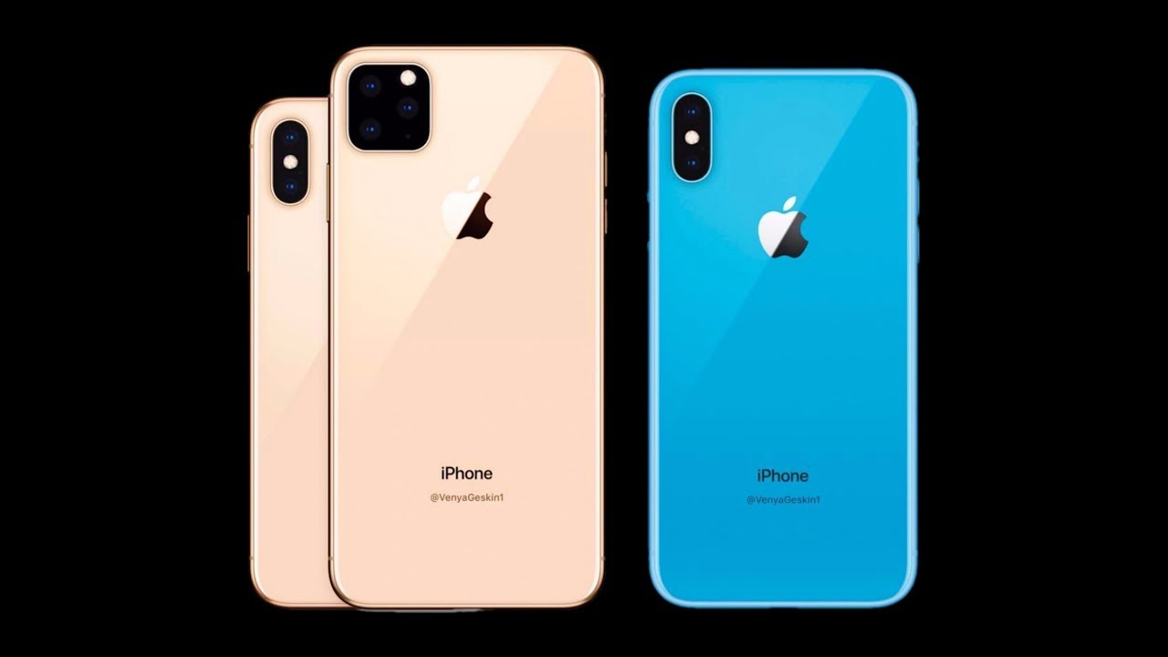 iPhone XI's Promised to the Masses