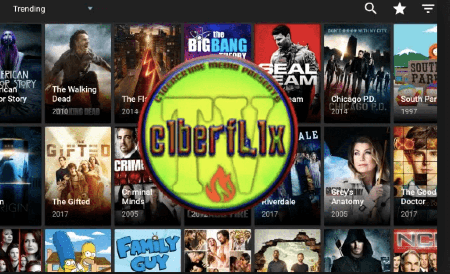 Cyberflix TV APK Free Download on Android – Features