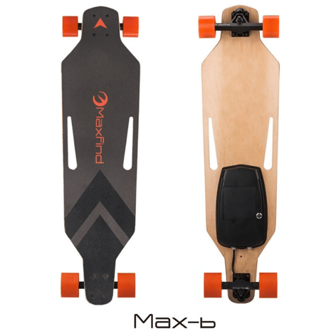Maxfind Max B Single Drive Electric Skateboard 38""