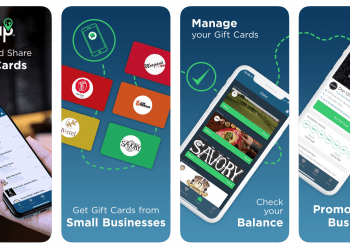 The Full-Service Gift Card App For Businesses And Consumers