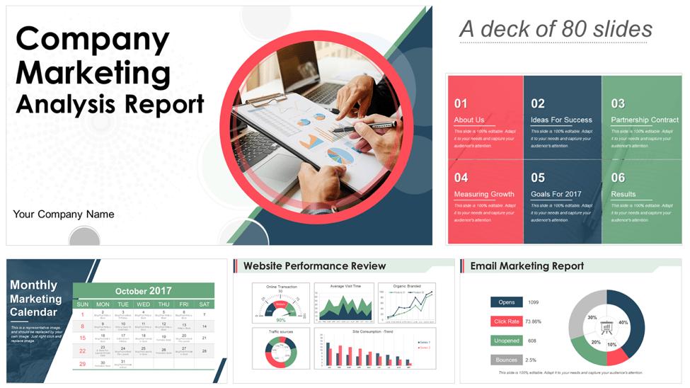 Download Marketing Analysis Templates