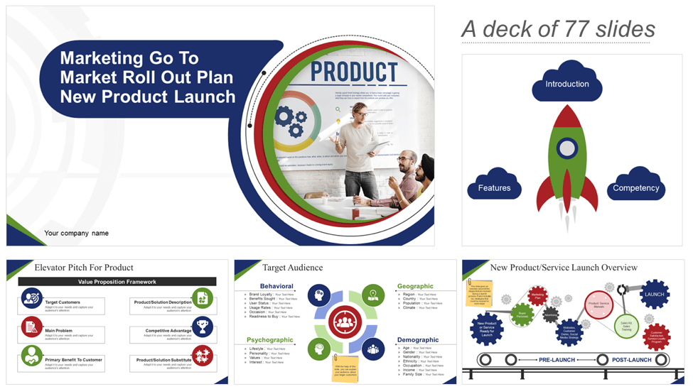 Download Product Launch Templates