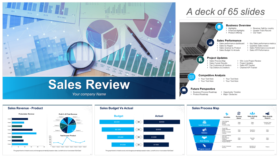 Download Sales PPT Templates