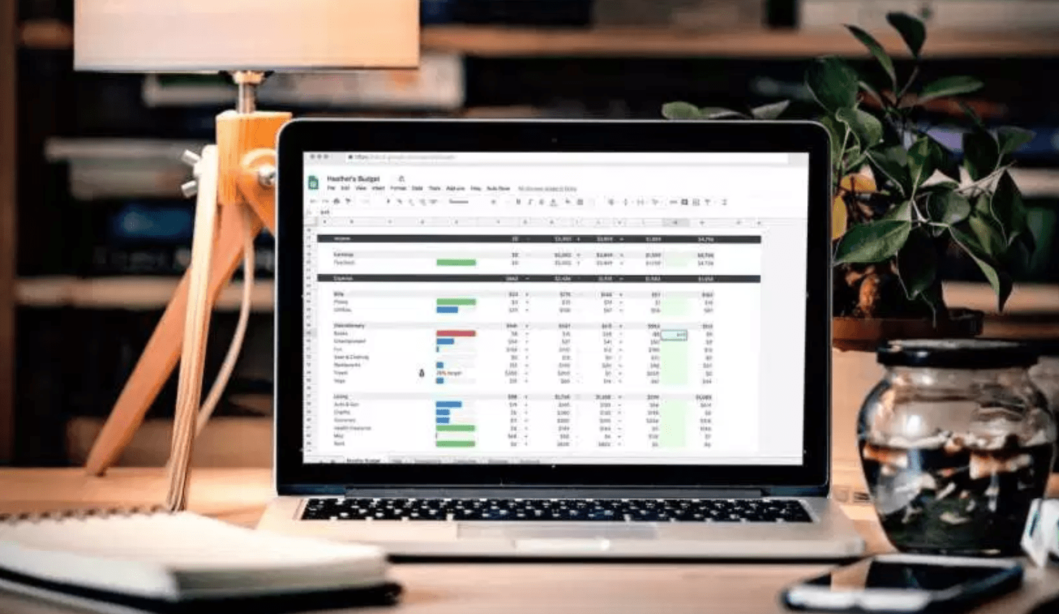 How To Properly Create A Work Budget Spreadsheet in Microsoft Excel