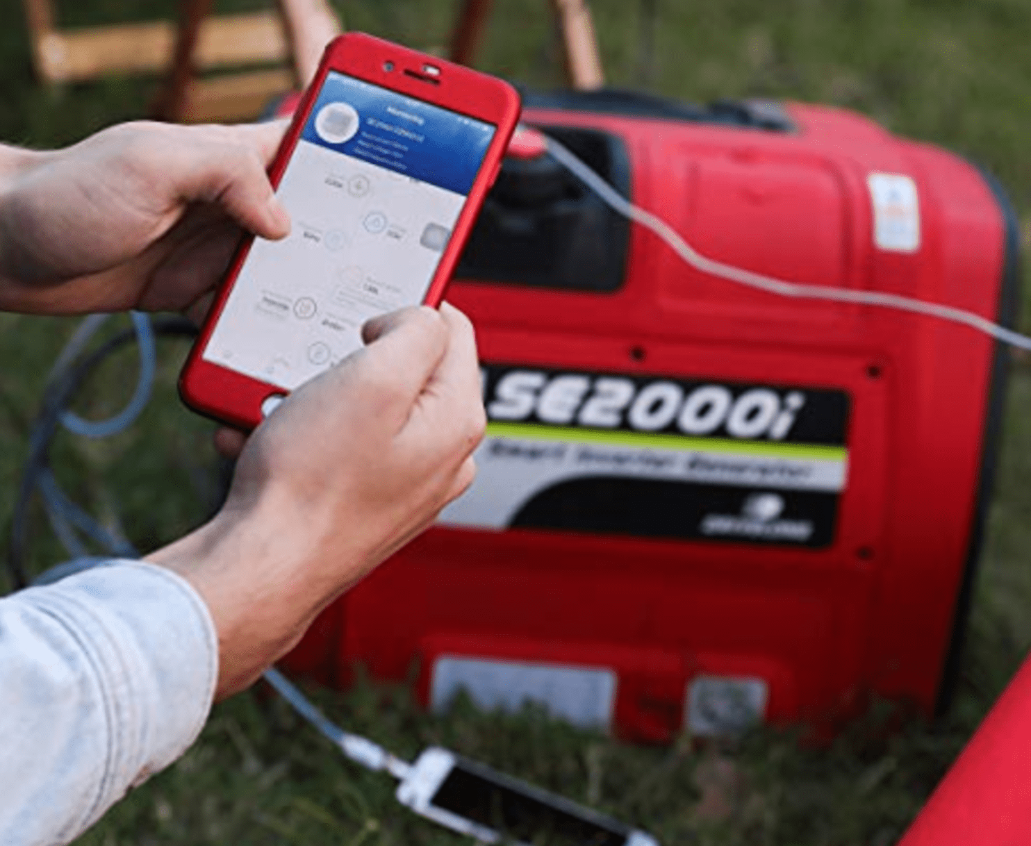 How long should you keep a Power Generator on For?