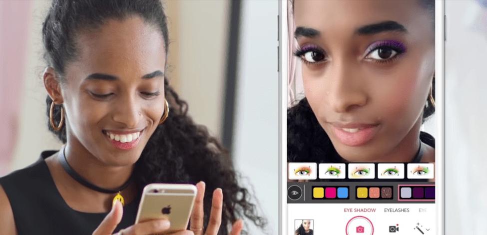 Tech Influences Beauty