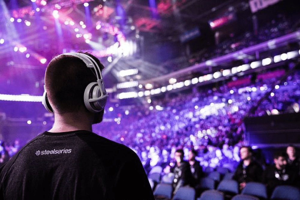 The Rise Of eSports And Professional Gamers