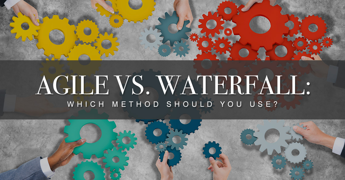 Project management methodologies: Agile vs Waterfall