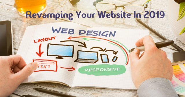 Revamping Your Website In 2019