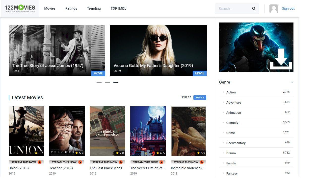 Top Websites to Watch Your Favorite Movies Online