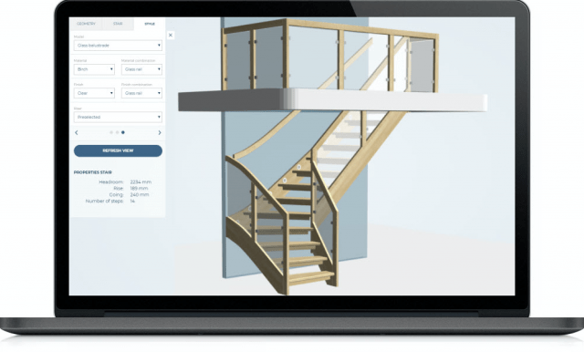 2019 Trends on High-Tech Staircase Design