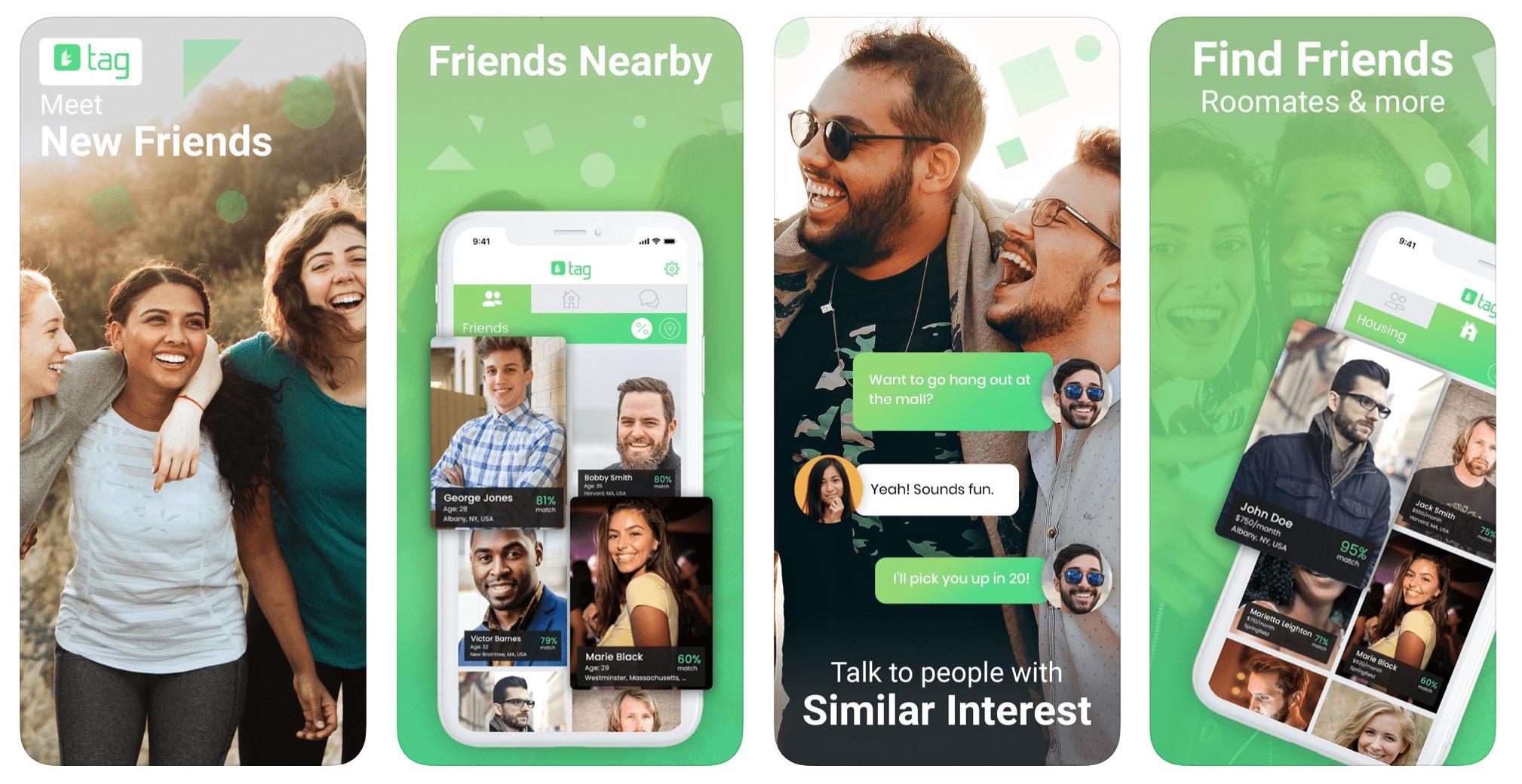 Friend Finder