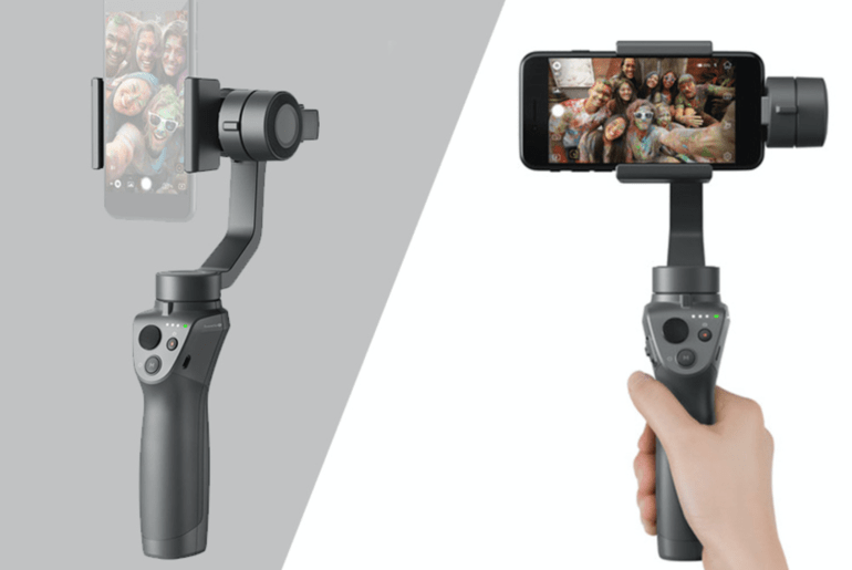 Handheld camera gimbal: a must-have for vloggers
