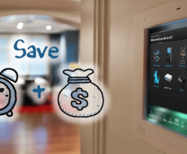 How to save money by using technology in your home
