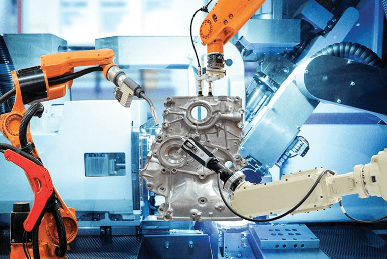 Manufacturing Is Undergoing a Renaissance: Here's Why