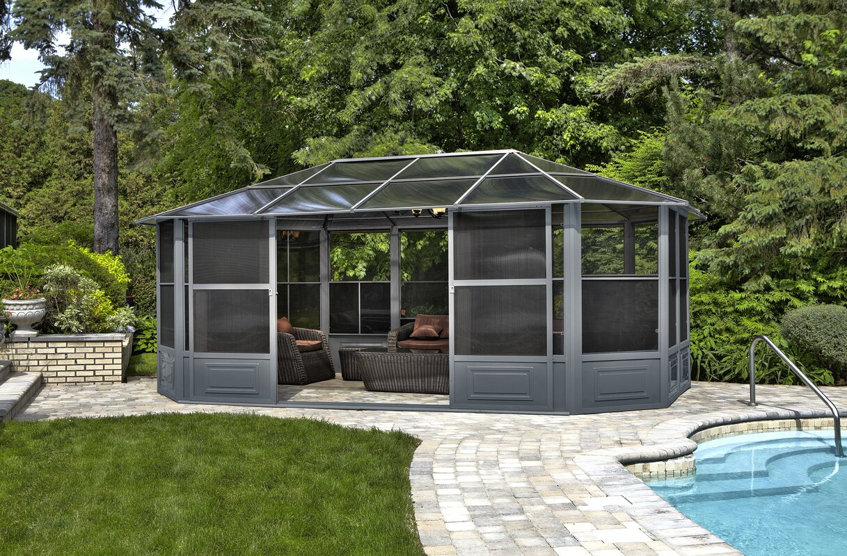 Why A Hot Tub Gazebo Gets Better When You Age