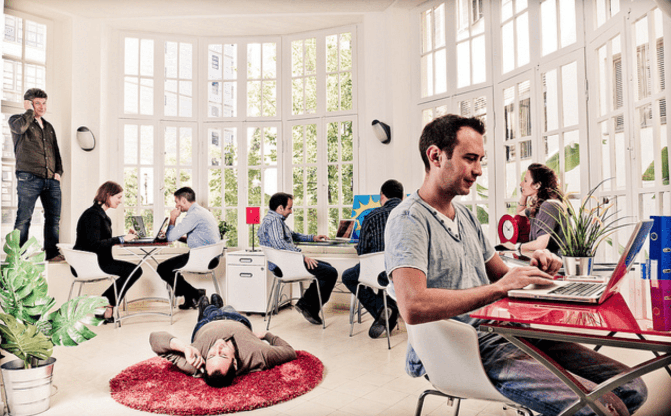 4 Tech Needs in Coworking Spaces