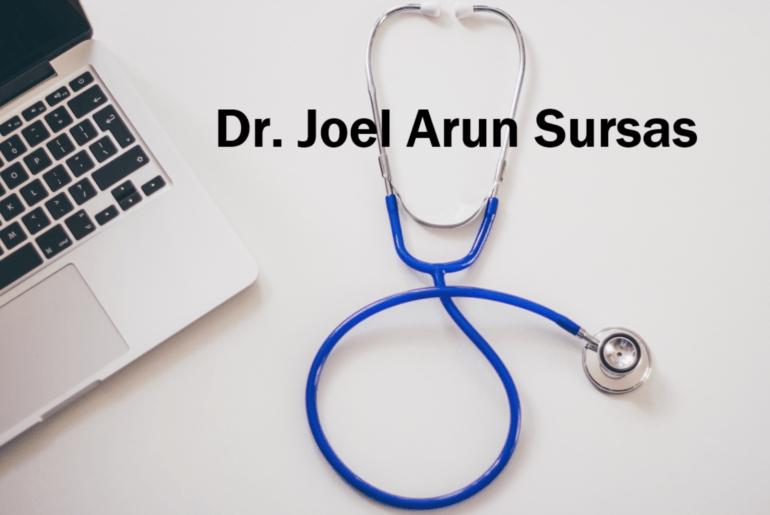Medical Doctor, Joel Arun Sursas, Analyzes Precision Medicine and Personalized Medicine