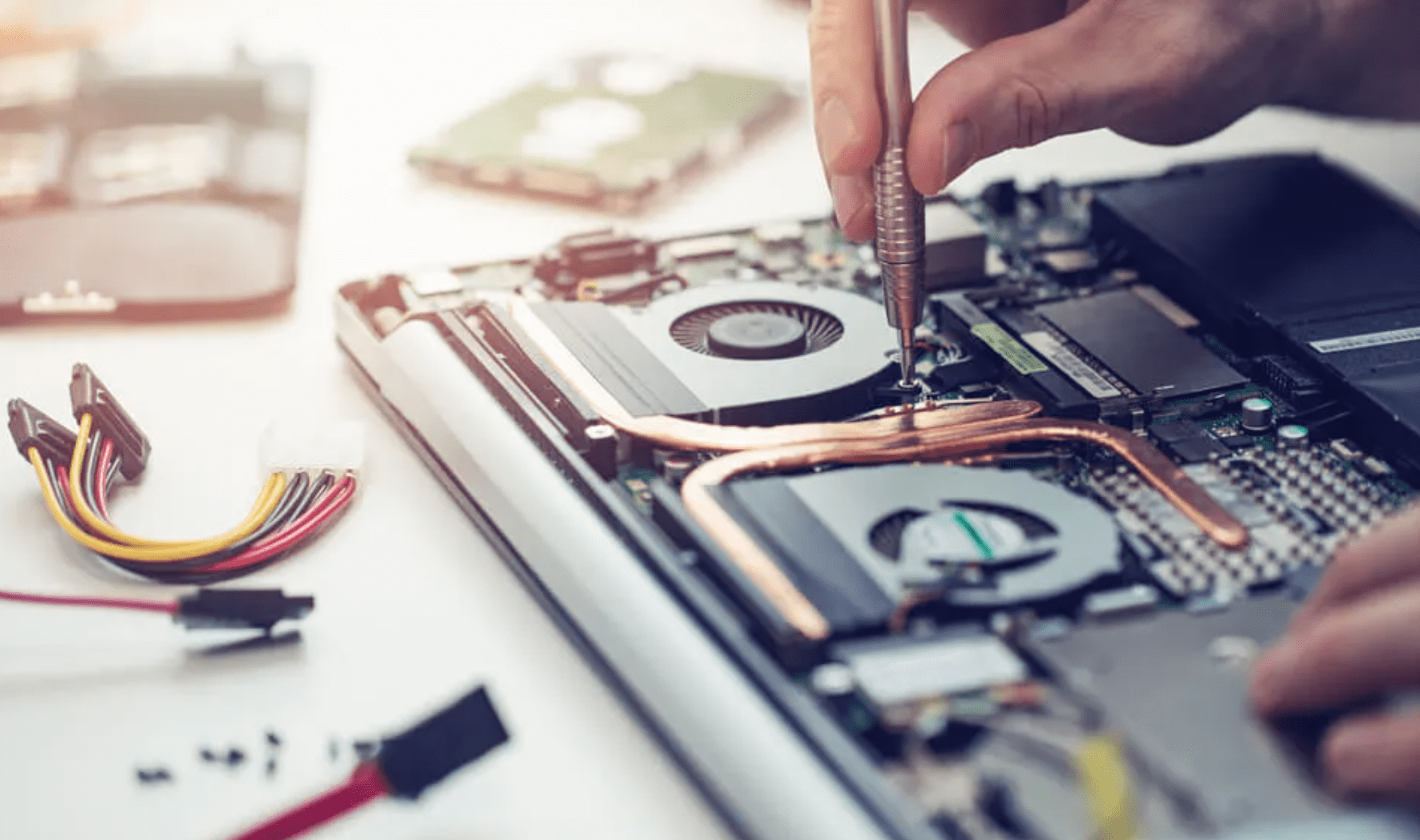 5 Common Problems With Laptops And Their Fixes