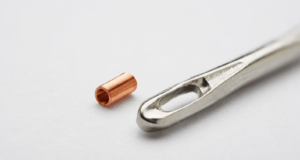 Micro coil manufacturing and its usage in the medical sector