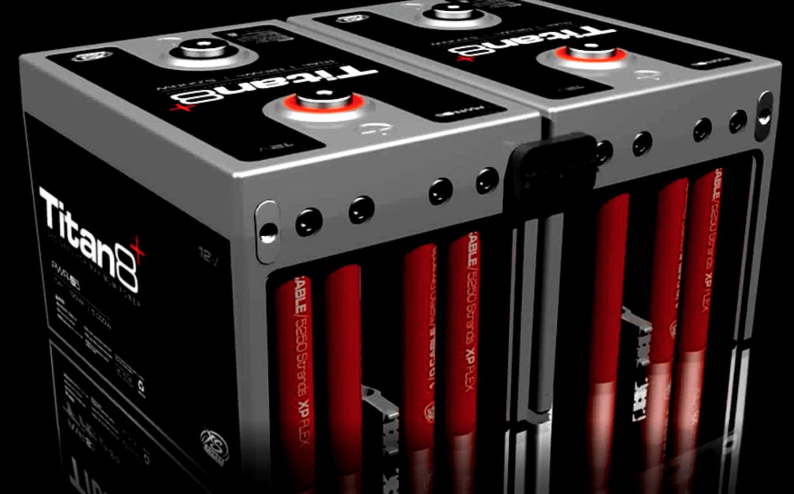 XS Power Titan8