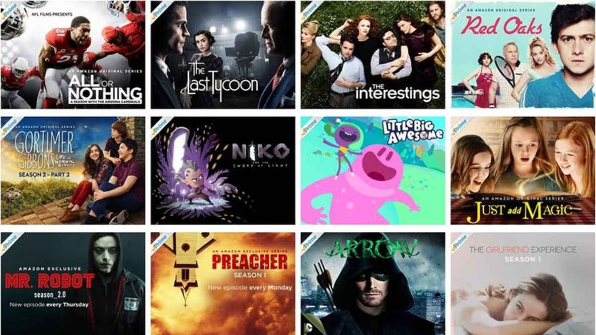 Best TV shows to watch on Amazon Prime Video