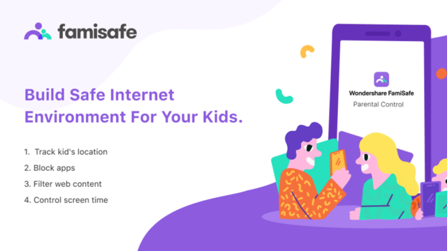 How to keep your youngsters safe on-line with the parental management app Famisafe