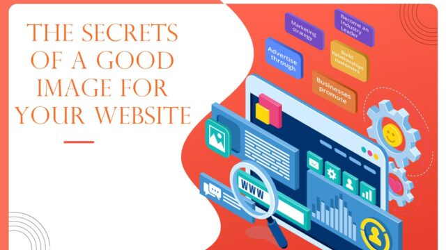 The secrets of a good image for your website