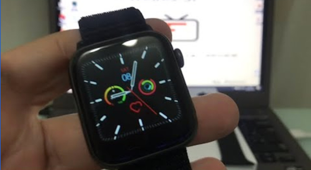 Tweak Your Smartwatch with an Animated Flames Watch Face