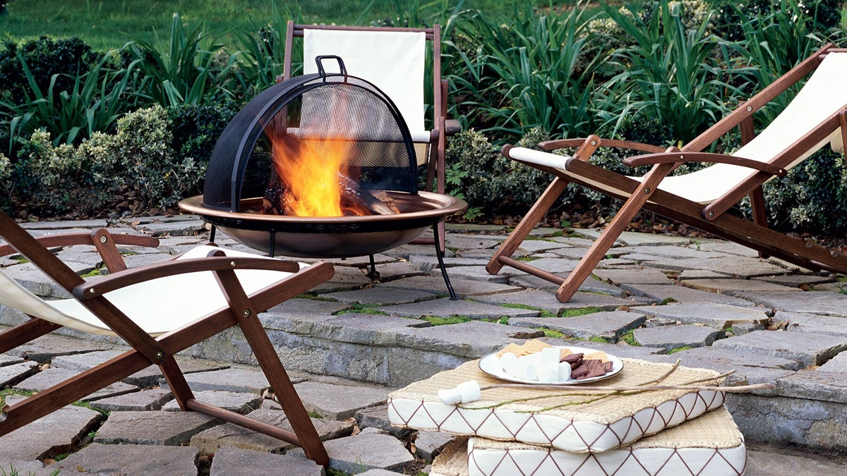 Gather Round the Fire For Super Savings When Buying Online