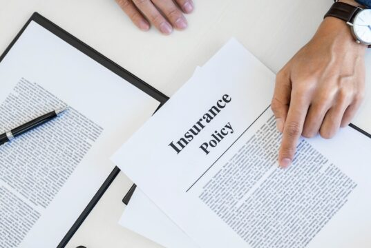 Steps to Follow When Registering Your First Life Insurance Policy