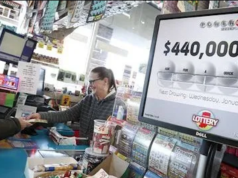 Comparing online lottery services