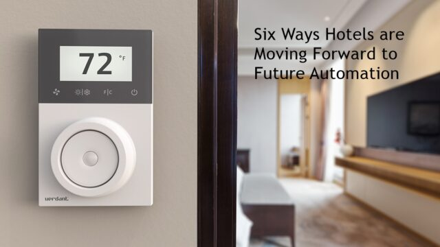 Six Ways Hotels are Moving Forward to Future Automation