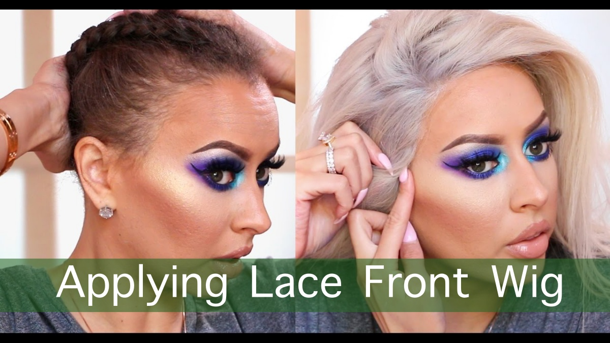 Tips for applying the Lace front wig