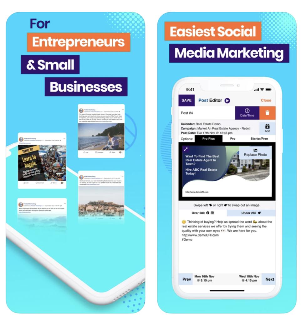 AIMIsocial in marketing