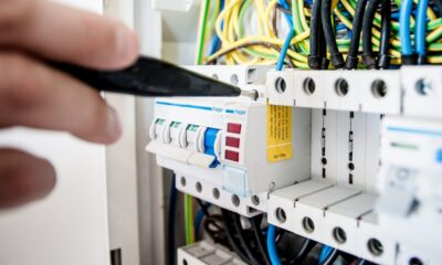 Potential safety hazards for electricians