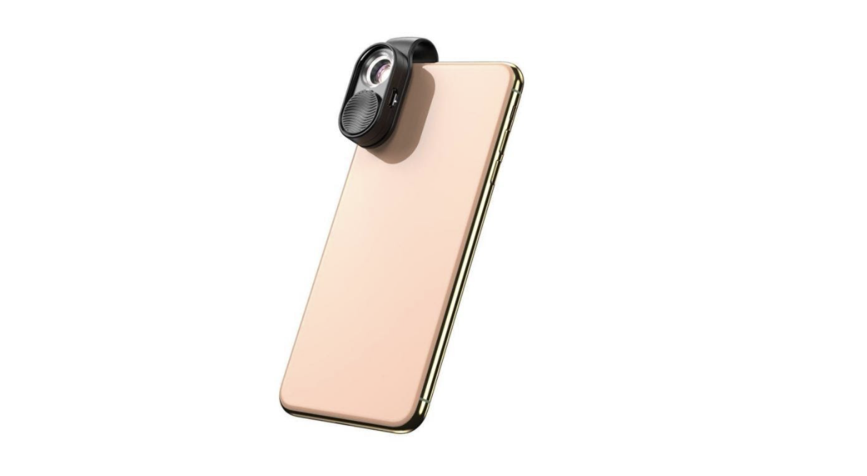 Smartphone Microscope Lens