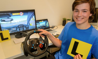 Can you learn to drive online?