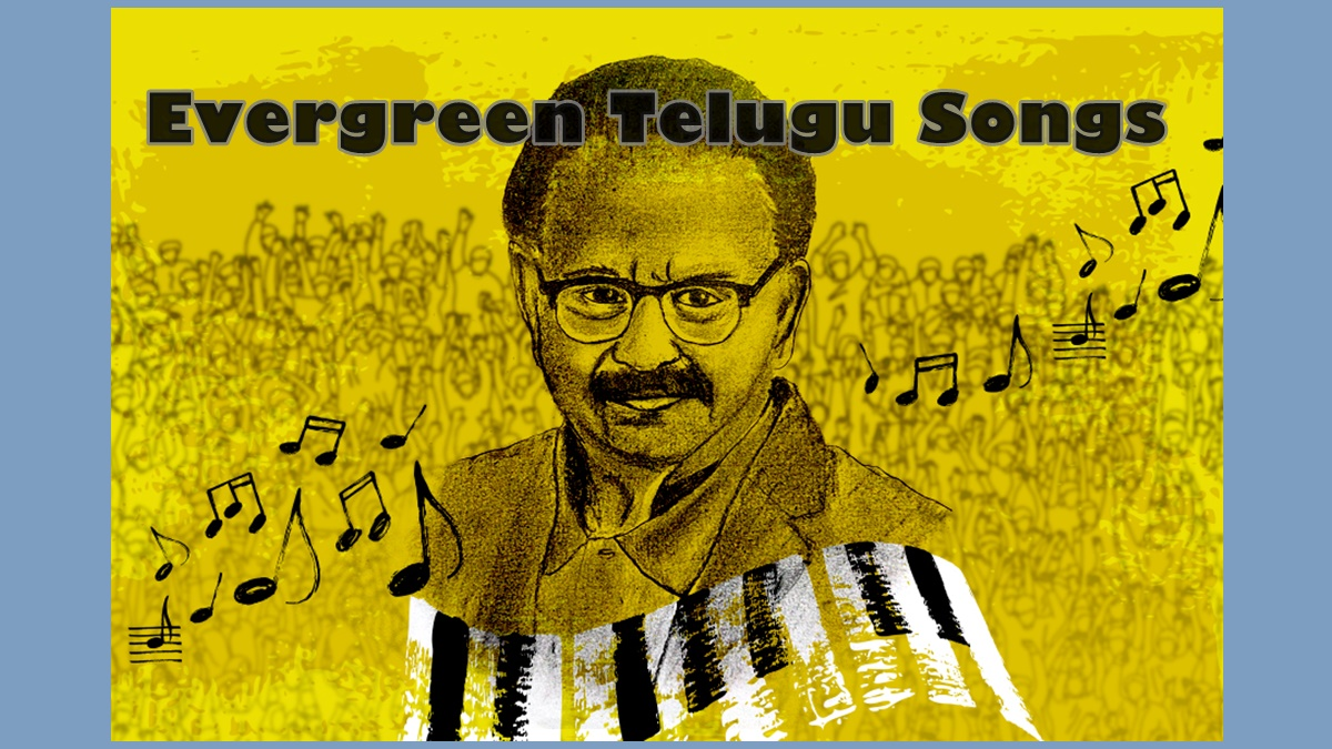 Evergreen Telugu Songs That Captured The Hearts Of Millions